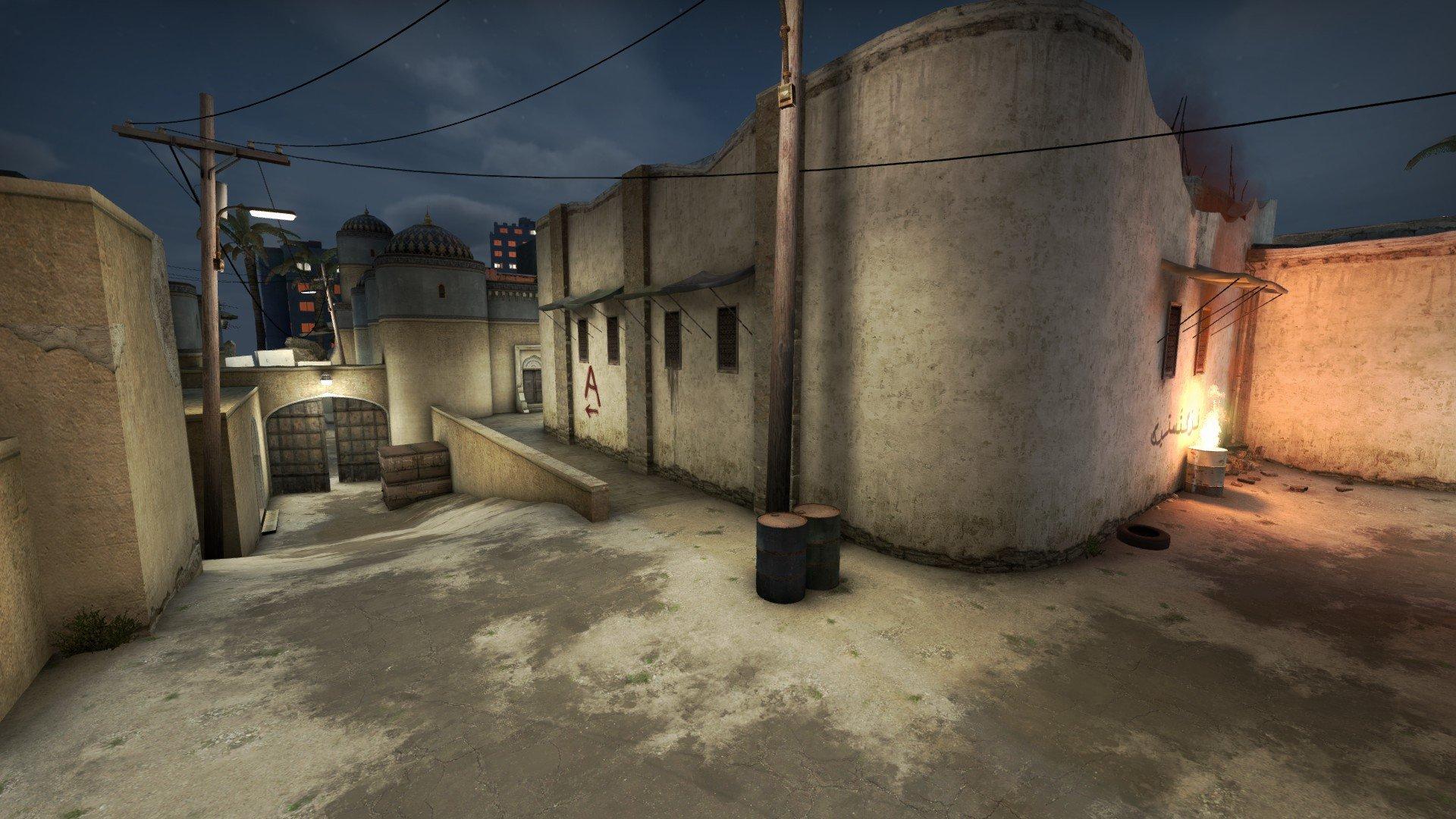 Ночной De Dust2
