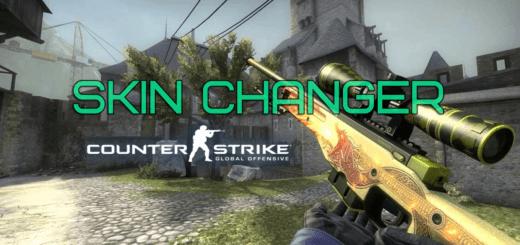Скачать Skin Changer для CS:GO