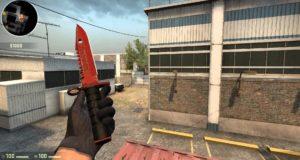 Бесплатный нож CS:GO