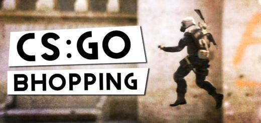 Баннихоп - скрипт на распрыжку для CS:GO
