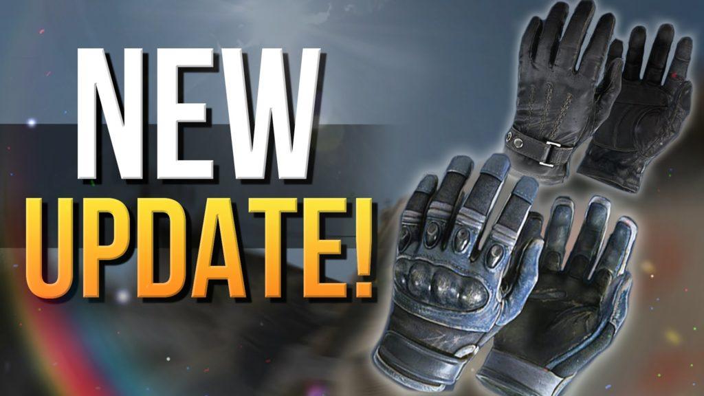 Обновление КС ГО 29.11.2016 - Перчатки и новый кейс Glove
