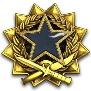 Новые медали за службу в 2017 году