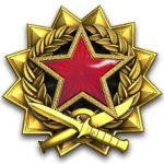 Новые медали за службу (2017 год)