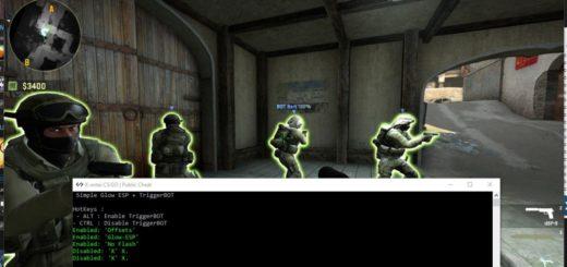 Чит ВХ (WallHack) для CS:GO