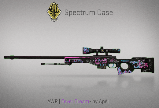 AWP | Fever Dream