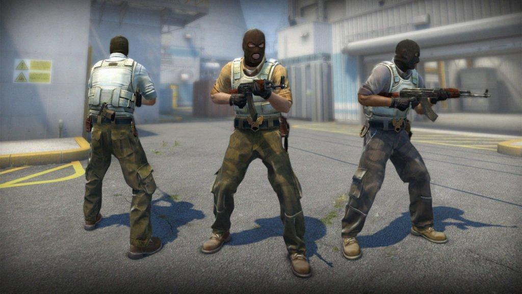 Новый скин CS GO Phoenix Terrorist
