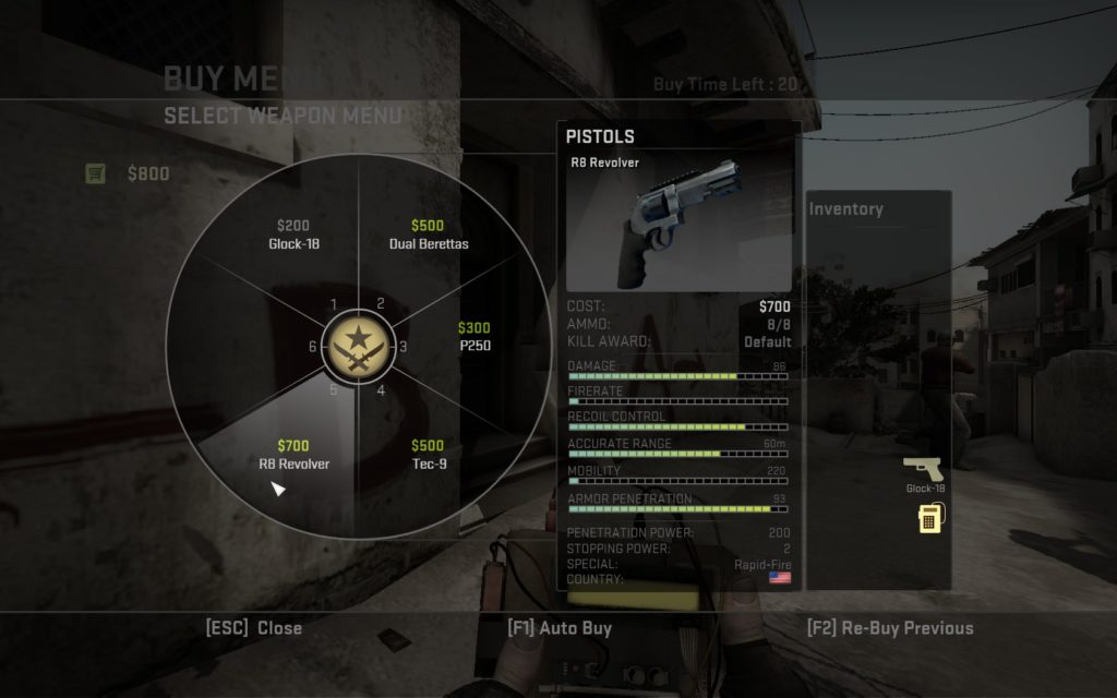 Новая цена Револьвера R8 - обновление КС ГО 13.04.17