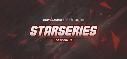Турнир StarLadder i-League StarSeries Сезон 3