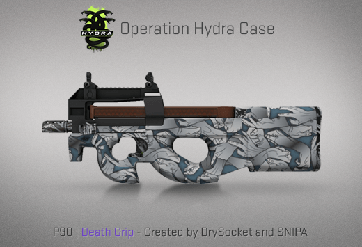 Скины из кейса Operation Hydra Case