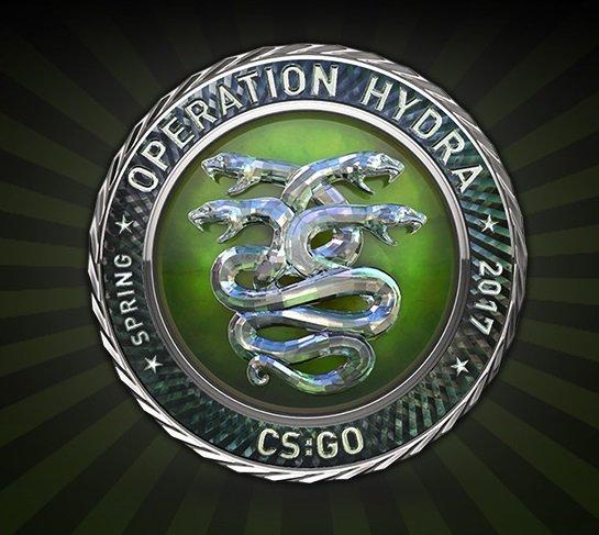 Монета операции Гидра