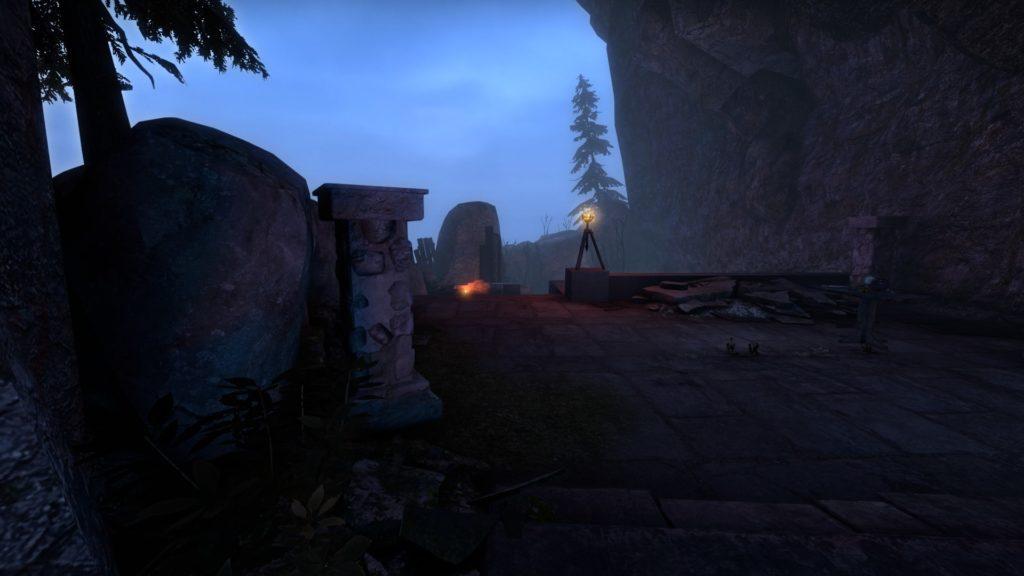 Карта на выживание CS GO - Surviva Hardcore