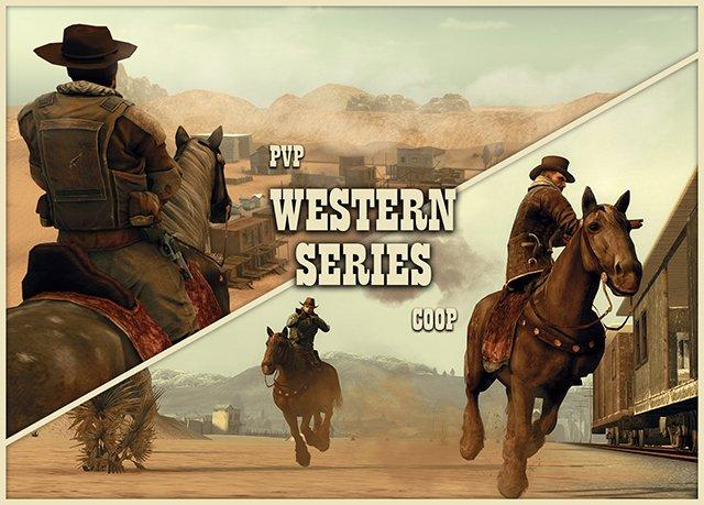 Карта на прохождение CS GO - Western Series