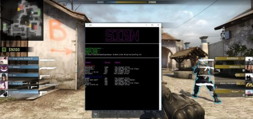 Чит для CS:GO SI0N SOURCE AND BINARIES