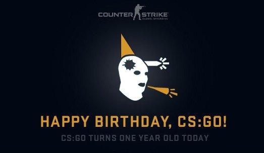 С Днём Рождения, Counter-Strike!