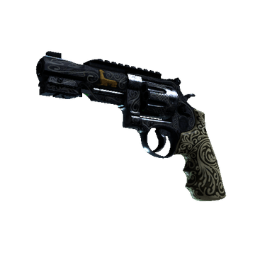 Револьвер R8 Llama Cannon - скин из кейса Spectrum 2 Case