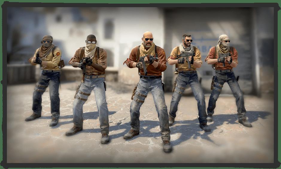 Новые модели террористов Даст 2