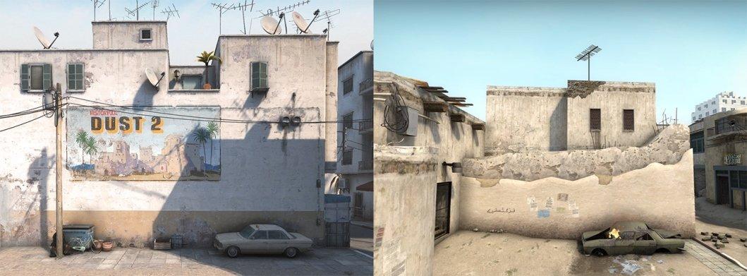 Новый Dust 2 увидит свет в ближайшее время