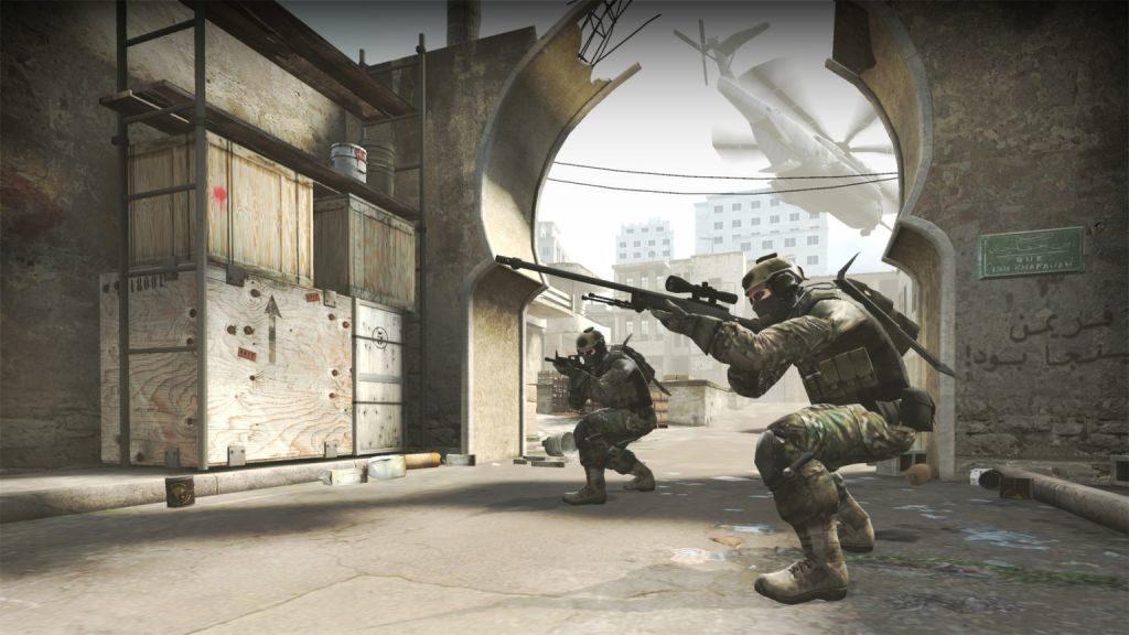 CS:GO / Counter-Strike: Global Offensive