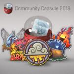 Новая капсула CS:GO – Community Capsule 2018
