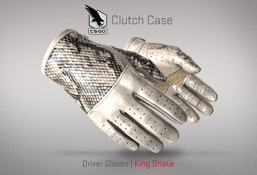 Driver Gloves King Snake
