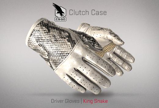 Driver Gloves King Snake