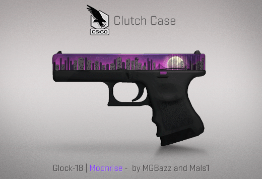 Glock-18 Moonrise