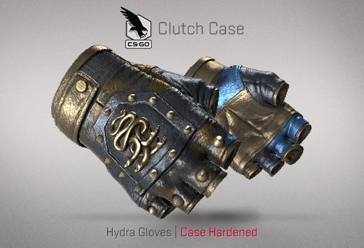 Hydra Gloves Case Hardened