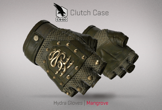 Hydra Gloves Mangrove