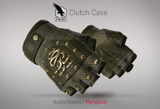 Hydra Gloves Mangrove