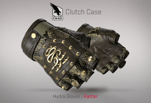 Hydra Gloves Rattler