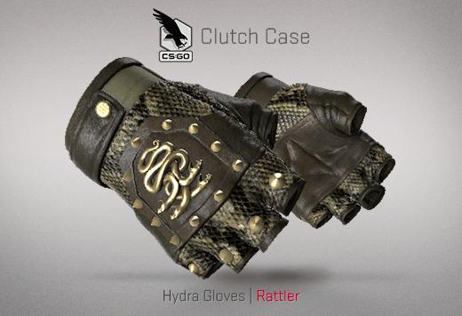 Hydra Gloves Rattler