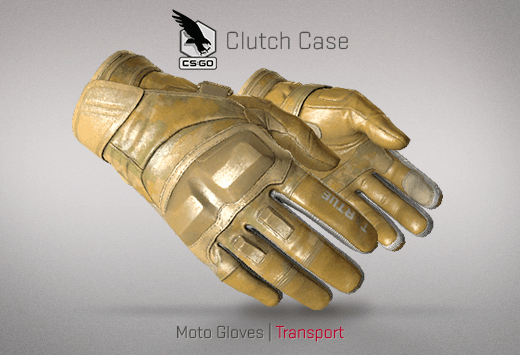 Moto Gloves Transport