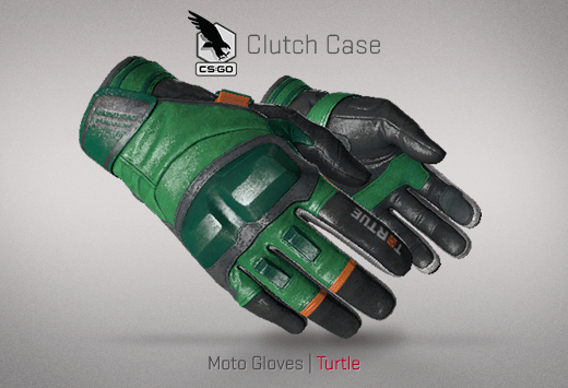 Moto Gloves Turtle
