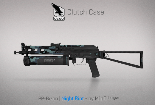PP-Bizon Night Riot