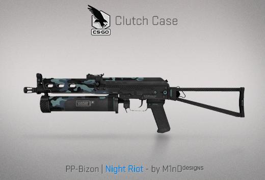 PP-Bizon Night Riot