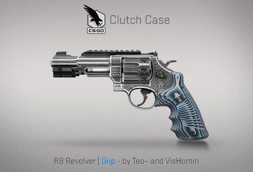 R8 Revolver Grip