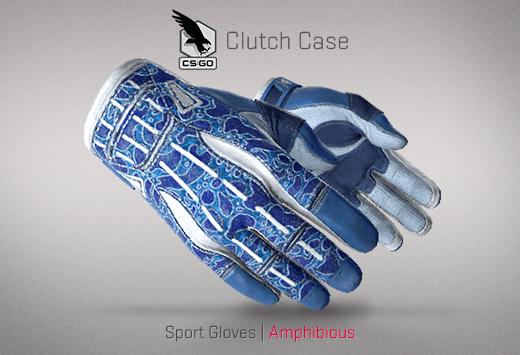 Sport Gloves Amphibious
