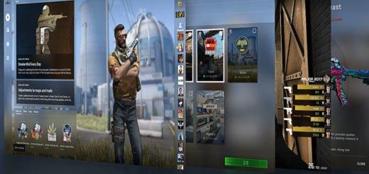 Panorama UI CS:GO
