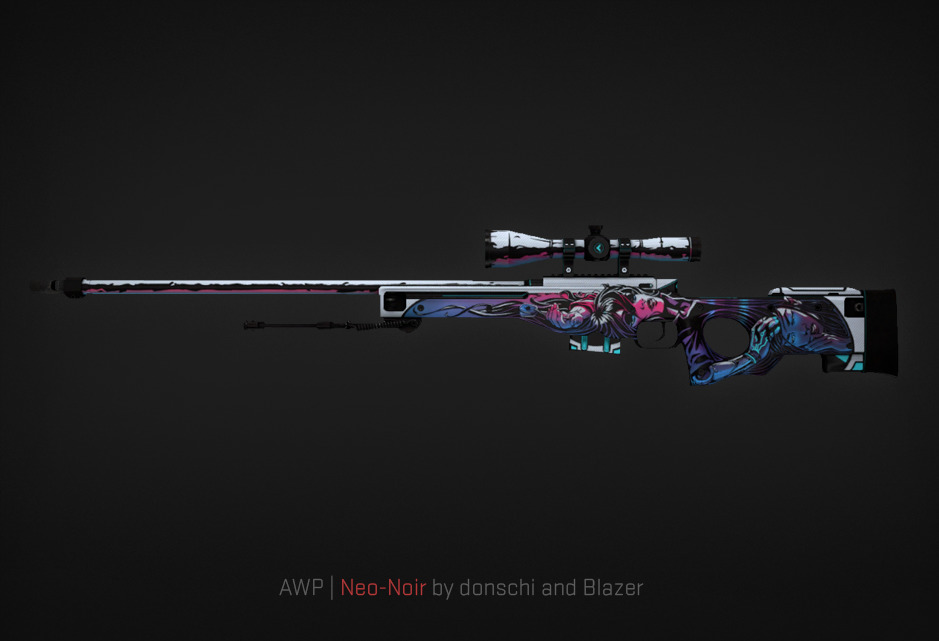 AWP Neo-Noir by donschi and Blazer