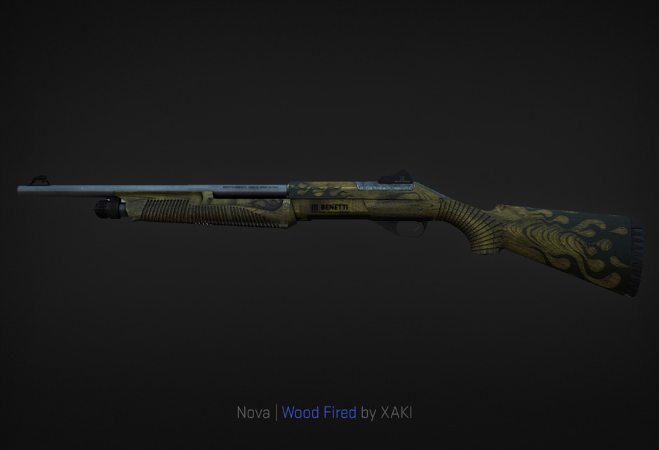 Nova Wood Fired by XAKI