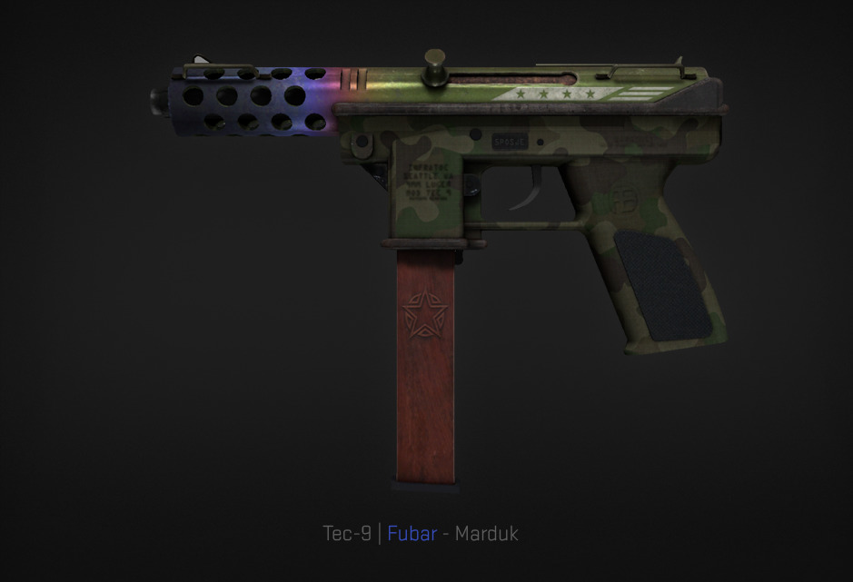 Tec-9 Fuber Marduk
