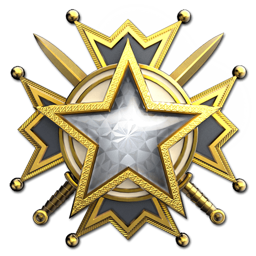 Медаль за службу CS GO в 2019 году