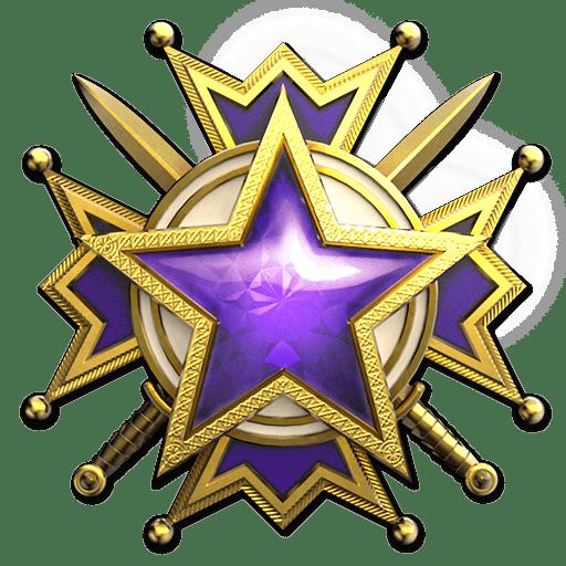 Медаль за службу 4 уровня 2019.