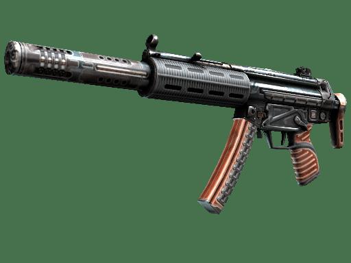 MP5-SD Gauss - скин из кейса Prisma / Призма