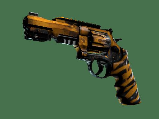R8 Revolver Skull Crusher - скин из кейса Prisma / Призма