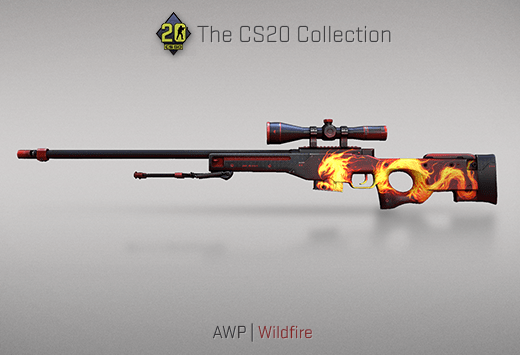 AWP Wildfire