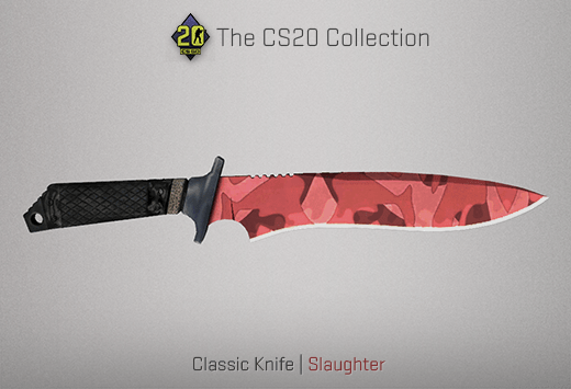 Classic Knife Slaughter