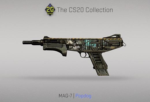 MAG-7 Popdog