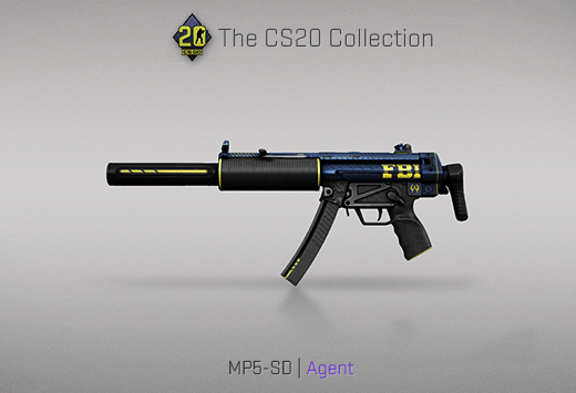MP5-SD Agent