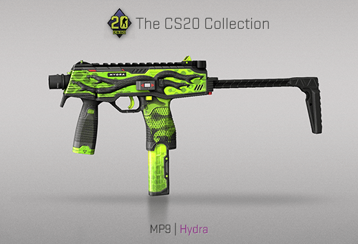 MP9 Hydra